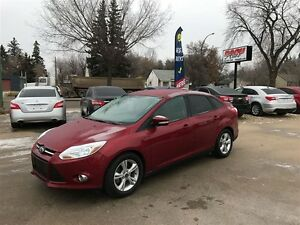 2013 Ford Focus SE Automatic w/Heated seats