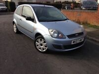 Ford Fiesta low mileage 12 months mot excellent condition