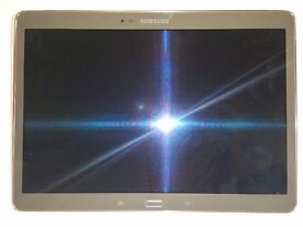 Samsung Tablet S, 16 GB Wi-Fi, Gold - Original Brought from Japan, nearly New condition