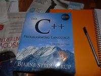 The C++ Programming Language Paperback – 23 May 2013