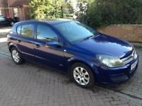 Vauxhall Astra 1.4 80k 2004 11 Months MOT