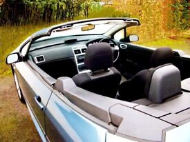 A Beautiful Convertible In Impressive Condition - MOT 1 Year