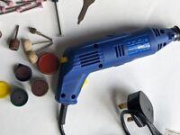 Rotary Multi-tool kit - 100W variable speed