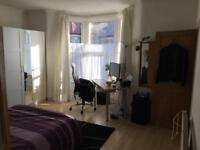 Large master bedroom in a 2 bed house, Horfield