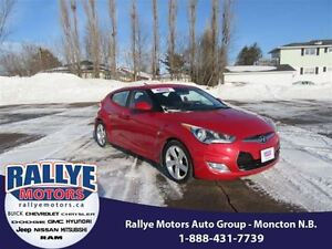 2012 Hyundai Veloster Tech! Back Up! Alloy! Heated!