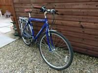 Viking Keswick hybrid bike