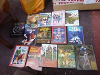DVD and Wii Job Lot Bulk Collection Car Boot, music comedy exercise