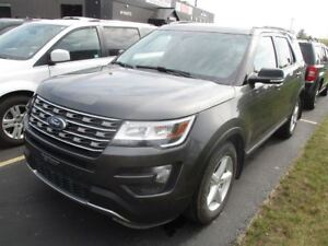 2016 Ford Explorer XLT 4WD! 7-PASS! LEATHER! NAVIGATION! BLIND S