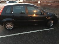 2007 Ford Fiesta GHIA TDCI 1.6 Diesel, 88,000 miles, (£30 tax) 10months MOT 8 stamps in Service His