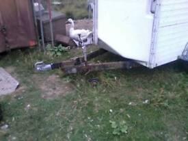 8x5 BOX TRAILER ROLLER DOOR QUAD BIKE MARKET
