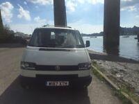 VW Campervan, Transporter
