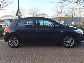 Toyota Auris TR 1.6 ValveMatic Automatic, FSH , AC, 2yrs Toyota Extended Warranty and MOT Mar'18