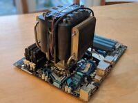 Intel Core i7-860 (2.8GHz Quad-Core) + 8GB RAM Motherboard Bundle