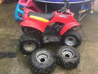 Viper 90 cc quad