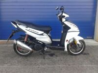 2014 herald haze 125 sport scooter spares or repairs