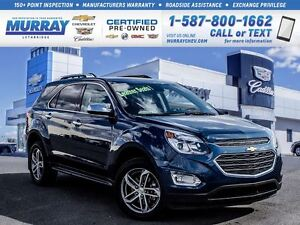 2017 Chevrolet Equinox **Only 6,000kms!  Like New!**