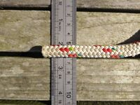50M of 12mm Low Stretch braided rope - Used but undamaged