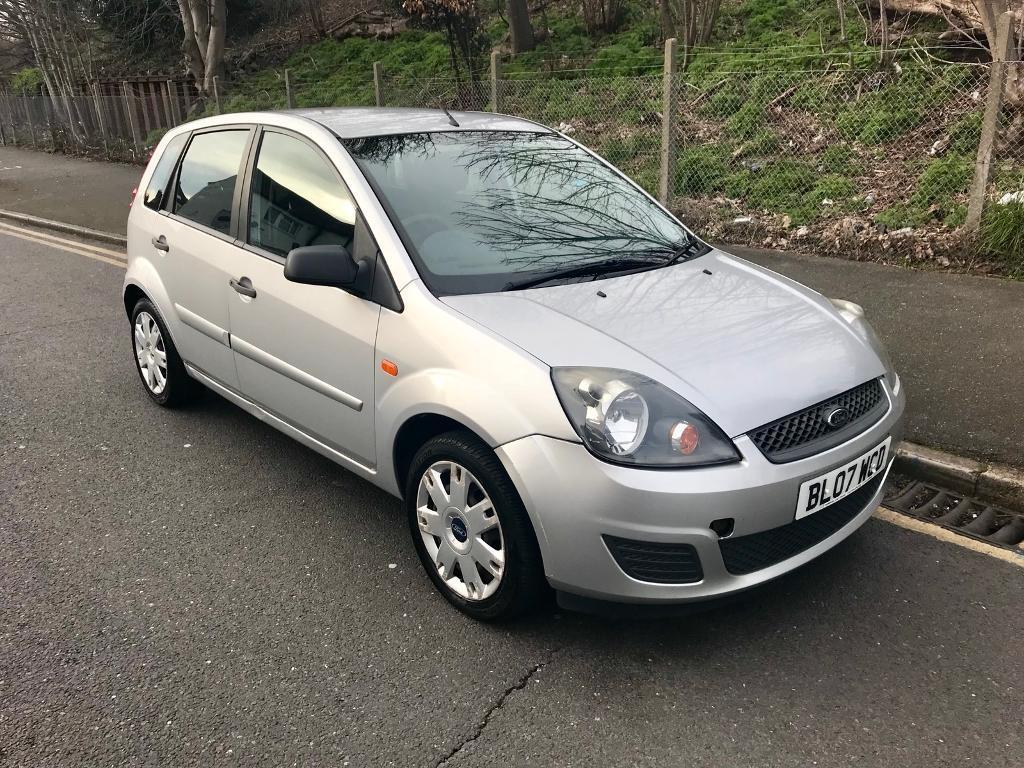 FORD FIESTA STYLE CLIMATE 2007 reg
