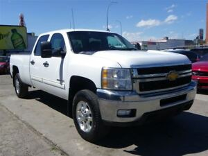 2014 Chevrolet SILVERADO 3500HD LT 4X4|6.0L V8|CREW-CAB|LONG-BOX