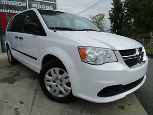 2014 Dodge Grand Caravan SE 7 PASSAGERS, CLIMATISEUR