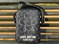 Louis Vuitton Danube Vivienne Kim Jones Monogram eclipse forever bag