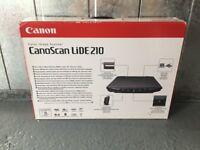 CANOSCAN LIDE 210 SCANNER