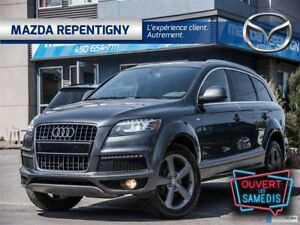 2015 Audi Q7 3.0T SPORT S-LINE ** CONDITION IMPECCABLE**