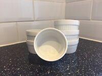 Bakeware: Ramekin / Souffle Dishes (Oven, Microwave & Dishwasher Safe)