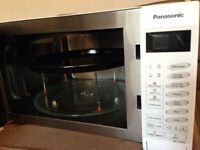 1000 W Panasonic Combination touch microwave NN-CT 555W