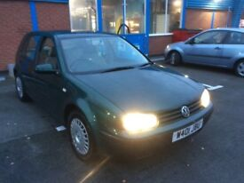 Volkswagen golf1.9tdi 90brake