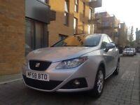 Seat Ibiza 1.4 SE 5DR Petrol Manual 2008 (1 Previous Owner) Stunning Condiotion