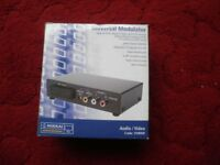 Universal Modulator – Ideal for DVD's, TV, CCTV Cameras
