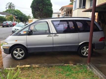 1993 Toyota Estima Van/Minivan East Brisbane Brisbane South East Preview