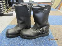 ladies motorbike boots size 5 very good condition
