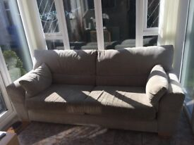 large 3 seater sofa from Next