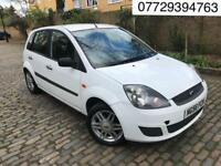 2007 Ford Fiesta 1.4 TD Style £30 Road Tax # Timing Belt#Water pump#Service#Battery # Leather #