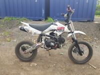 Stomp 110cc pitbike crf style
