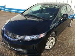 2013 Honda Civic LX *HEATED SEATS* Kitchener / Waterloo Kitchener Area image 8