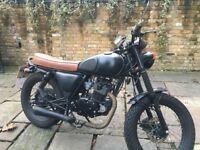 Mutt Mongrel 2016 125cc
