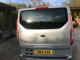 Ford Tourneo Custom 300 Limited Edition 2014 Reduced £1000 for quick sale