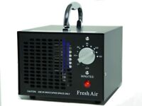 Commercial Ozone Generator Air Purifier 5000 mg Cleaner Smoke Deodorizer 5000