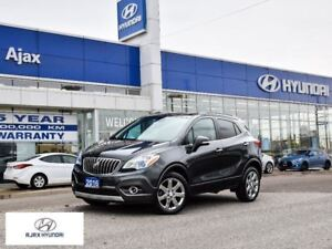 2016 Buick Encore Leather|AWD|Sunroof|Navigation|