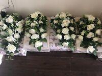Bridal bouquets x4