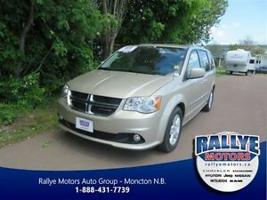 2013 Dodge Grand Caravan Crew, Warranty, TV DVD