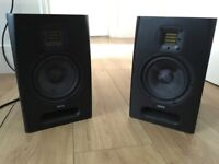 Adam F5 speakers (come as pair)