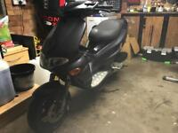 Gilera Runner 125sp, starts and rides, disc front and back, good project, offers