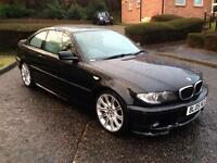 2005 Bmw 320CD M SPORT AUTOMATIC bargain px to clear