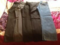 33x Assorted quality mens clothing. sizes 30W/small/med/36 chest (levi's, timberland,next etc SET A_