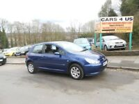 Peugeot 307X 1.4cc Petrol comes with full 12 Months MOT! Only 44K Miles!