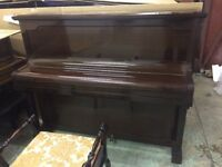Upright PIANO ALINSON (FREE LOCAL DELIVERY) PADDOCK WOOD KENT